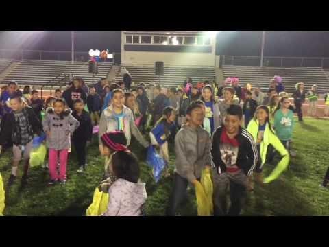 Jackson School performs 'Ghostbusters' @ 2016 SUSD Walk 2 School