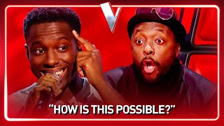 Boy who stutters BLOWS AWAY The Voice coaches | Journey #136