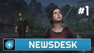 TSAtv Newsdesk #1: Xbox One, The Last of Us, and Dodgy Updates