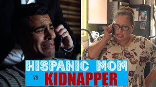 Hispanic Mom vs Kidnapper | David Lopez