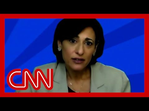 CDC director gives emotional warning of 'impending doom'
