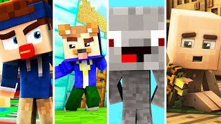 TOP 10 YOUTUBER MINECRAFT BABY SKINS