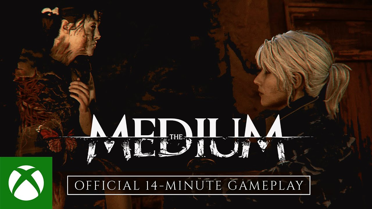 The Medium: Watch the New 14-Minute Gameplay Trailer