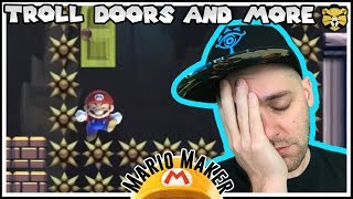 One Half Troll / One Half Speedrun: 100 Man Super Expert Mario Maker