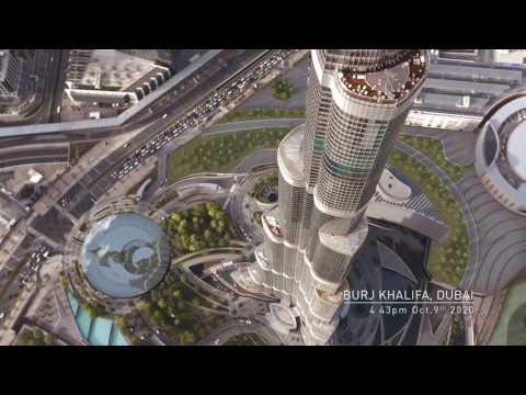 Transportasi Masa Depan Dubai di Tahun 2020