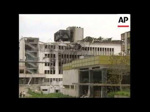 KOSOVO: PRISTINA: BOMBING ATTACKS: SITUATION UPDATE