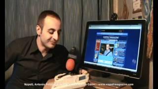 """Video, Corini: """"Sogno di allenare un giorno il Napoli, il nuovo Corini? Dico Cigarini"""" (17/5/2011)"""