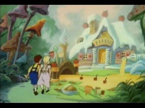 Hansel y gretel pel cula dibujos animados youtube for El mural pelicula descargar