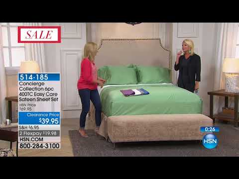 HSN | Bedding Steals & Deals 08.28.2017 - 03 PM