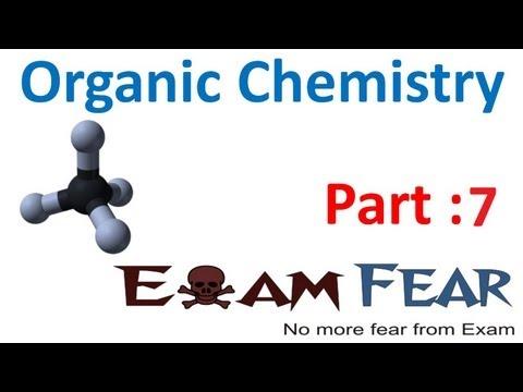 Chemistry Organic Chemistry Basics part 7 (IUPAC Aliphatic Straight chain) CBSE class 11 XI
