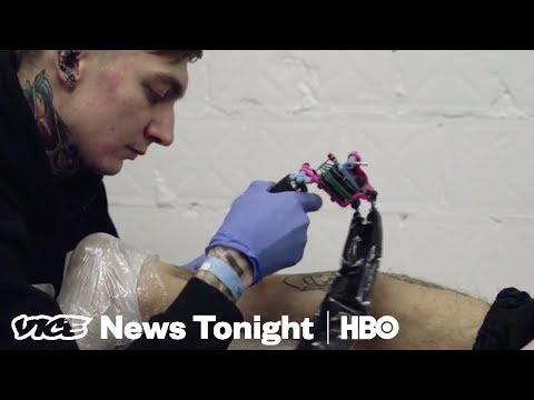 Russian Resistance Tattoos & Trump's Trade War: VICE News Tonight Full Episode (HBO)