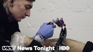 Russian Resistance Tattoos & Trump's Trade War: VICE News Tonight Full Episode (HBO) thumbnail