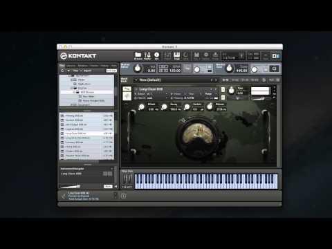 808 Warfare - 808 Bass Module For Kontakt