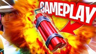 NIEUWE UPDATE!! DYNAMITE GAMEPLAY & NIEUWE WILD WEST GAMEMODE! Fortnite Battle Royale live