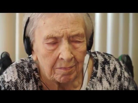 Music therapy helps elderly with Alzheimer's and dementia recall long-term memories