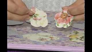 Artesanato – Flor de Retalho