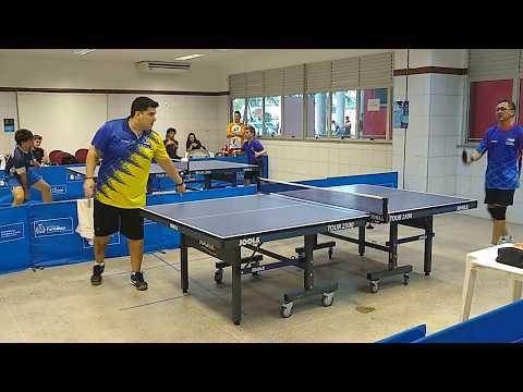 Semifinais | Jogos Da Juventude De Fortaleza 2019 - Open Tênis De Mesa