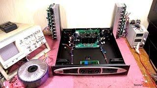 Alphard V6.0 Power Amplifier ремонт обзор усилителя Alphard