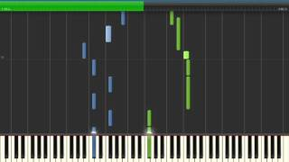 Childhood Memories by Brian Crain Synthesia + Sheet Music