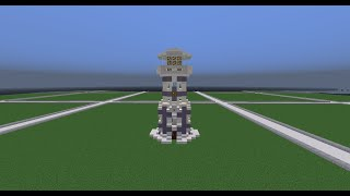 How to Build a Traditional LightHouse in Minecraft