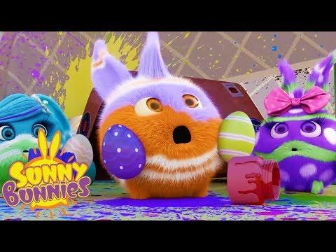 Cartoons For Children | SUNNY BUNNIES - EASTER EGGS | EASTER SPECIAL | Funny Cartoons For Children