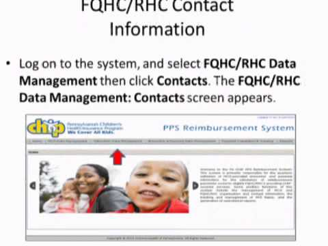 FQHC Prospective Payment System