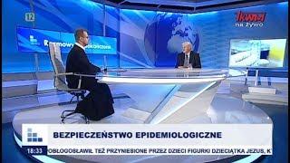 Rozmowy niedokończone: Bezpieczeństwo epidemiologiczne
