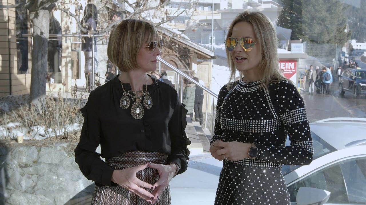 Hub Culture Davos 2020: Roksana Ciurysek-Gedir, Artist