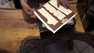 Unboxing David Bowie Five Years 1969-1973 LP box set