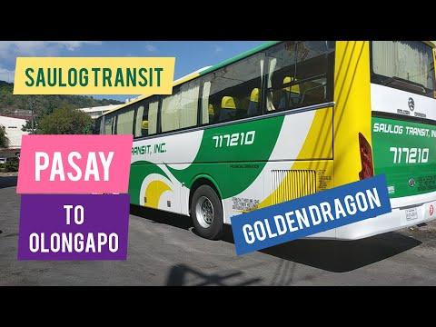 Saulog Transit Pasay To Olongapo City (Golden Dragon)
