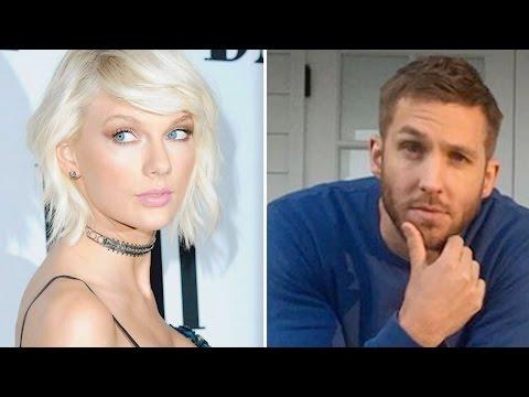 Calvin Harris SLAMS Taylor Swift On Twitter?! | What's Trending Now