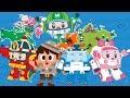 Робокар Поли - Животные разных стран (Come out Animal Friends) - Детская песенка
