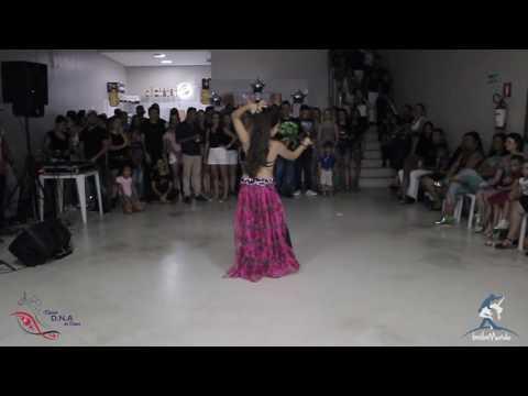 Baila Mundo - Sabrina Oliveira (Festa de Aniversário do Espaço DNA de Dança)