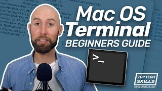 Absolute BEGINNER Guide to the Mac OS Terminal