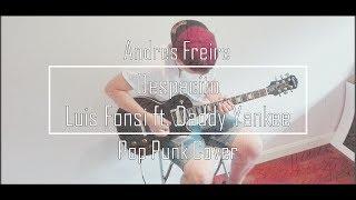 Video Despacito   Luis Fonsi ft  Daddy Yankee Pop Punk Cover download MP3, 3GP, MP4, WEBM, AVI, FLV Januari 2018