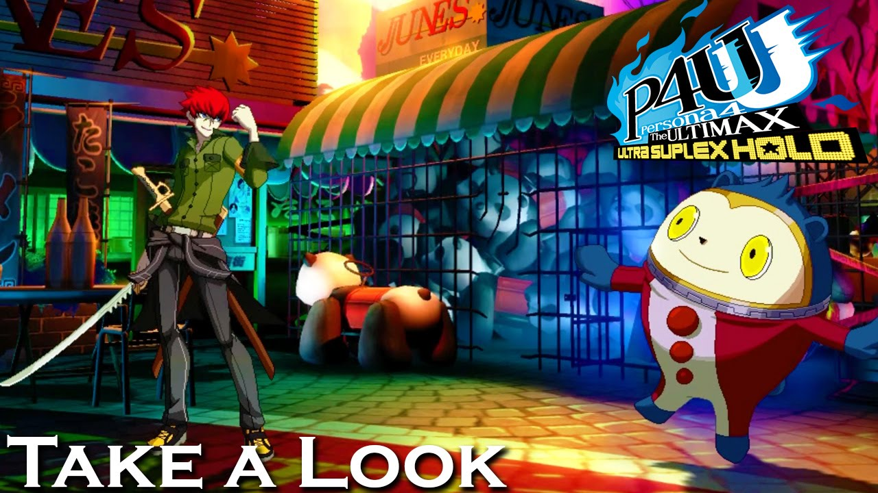 Persona 4 Arena Ultimax X360 Ps3 Gameplay Xbox 360 720p Take A Look Youtube