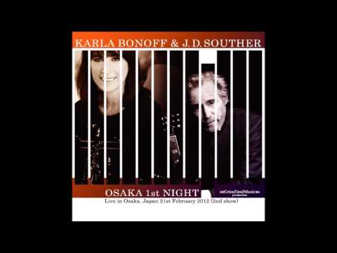 Karla Bonoff & JD Souther acoustic   Let it be me