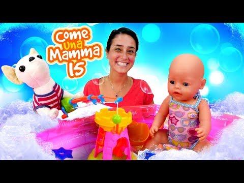Video per bambini con le bambole Nenuco. Giochi educativi per piccoli. Nuovi episodi in italiano