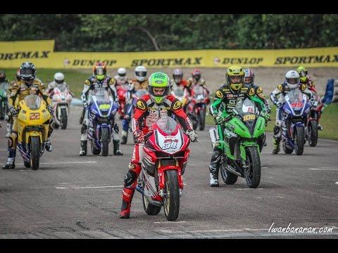 Indonesia Raya Berkumandang Di Balap Asia ARRC AP250 Malaysia | Gerry Salim Juara