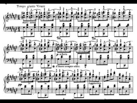 Liszt Hungarian Rhapsody No.2 with Rachmaninoff's Cadenza