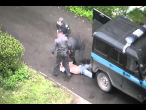 работа Снежинской полиции!