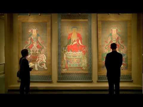 "National Gallery of Art presents ""Colorful Realm"" by Jakuchu, April 2012"