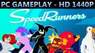 SpeedRunners | PC GAMEPLAY | HD 1440P