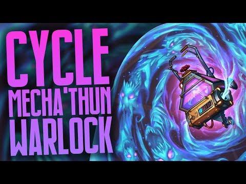 Cycle Anklebiter Mecha'thun Warlock | Part Two | Rastakhan's Rumble | Hearthstone