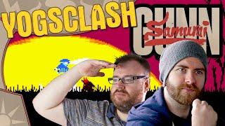 Samurai Gunn - YogsClash with Simon - Headbanging Samurai