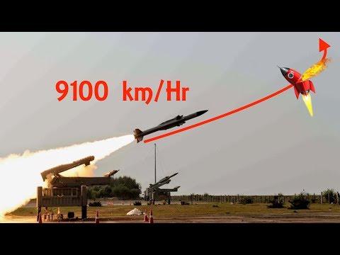World's Top 5 Anti Ballistic missile - 5 में से भारत की 1 - Must watch !!
