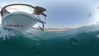 Marmaris Sailing Sea 360 VR Video