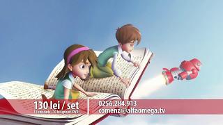 OFERTA SPECIALA DVD: Cartea Cartilor - Aventuri prin lumea Bibliei la tine in casa!