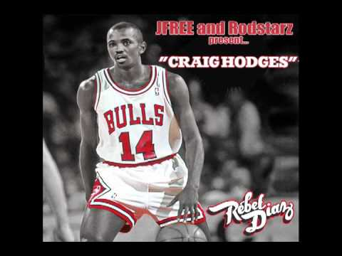 """Craig Hodges""- Rodstarz of Rebel Diaz (Produced by JFREE)"