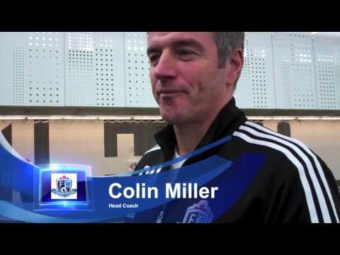 FC Edmonton Media Training